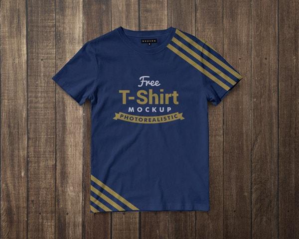 Download Premium T-Shirt Mockup