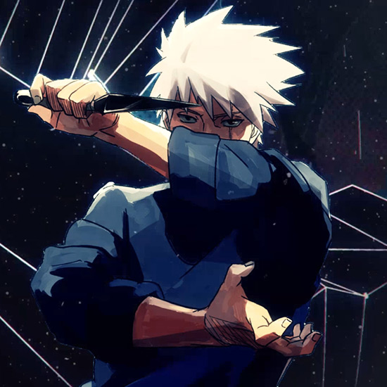 KAKASHI ANIMATED Wallpaper Engine