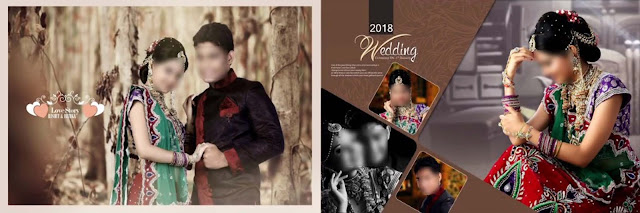 Wedding Album DM Design