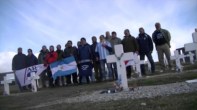 Buenos Aires y Londres planean identificar a caídos en Malvinas