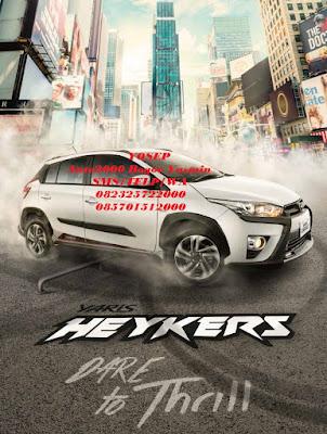 Informasi dan Promo Toyota Heykers di Kota Bogor dan Sekitarnya