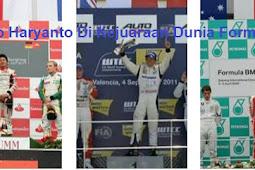 Rio Haryanto Di Kejuaraan Dunia Formula 1