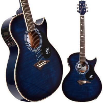 lindo acoustic guitar org sl slim electro acoustic guitar w pre amp integrated tuner. Black Bedroom Furniture Sets. Home Design Ideas