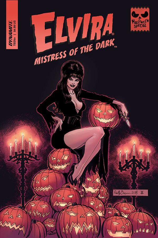 Elvira Halloween Special