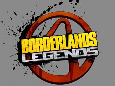 Borderlands Legends, iPhone, iPad, Game, Logo, Image
