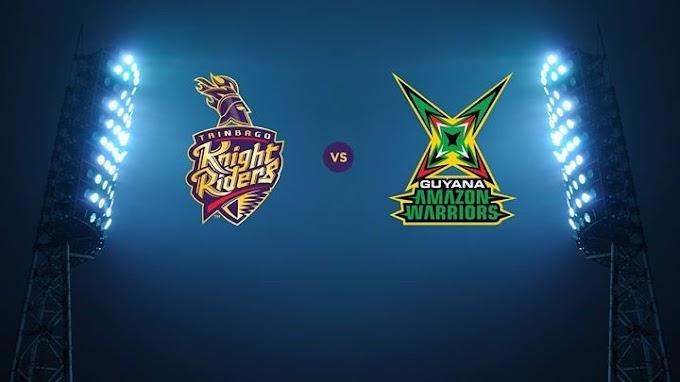 Cricket Betting Tips - Guyana Amazon Warriors vs Trinbago Knight Riders 30th Match