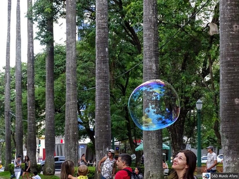Praça da Liberdade, em Belo Horizonte (Minas Gerais)