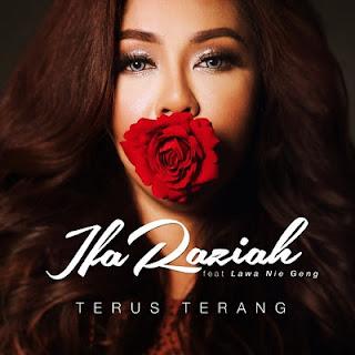 Lirik Lagu Ifa Raziah feat Lawa Nie Geng - Terus Terang