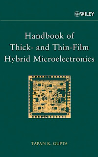 Download Handbook of Thick- and Thin-Film Hybrid Microelectronics PDF free