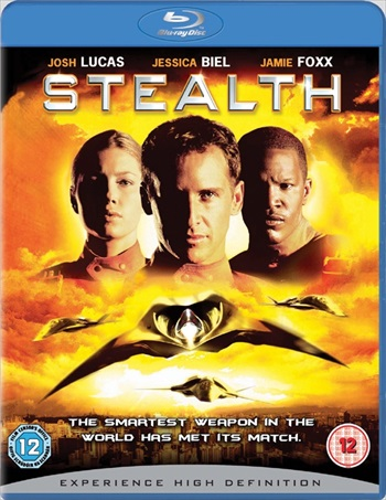 Stealth 2005 Hindi Dual Audio 300mb BluRay 576p
