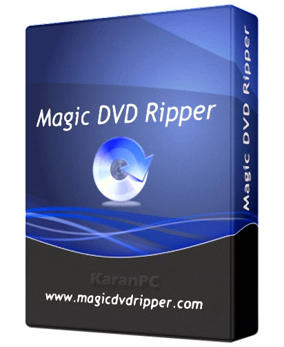 Magic DVD Ripper 9.0.0 (crack) PreActivated