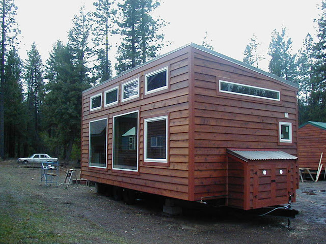 the urban cedar cabin