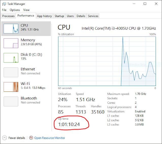 Cara Mudah Mematikan Fitur Startup Windows 8 Dan Windows 10 (Full Shutdown)