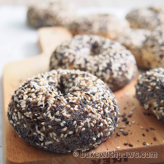 Chewy Bagels