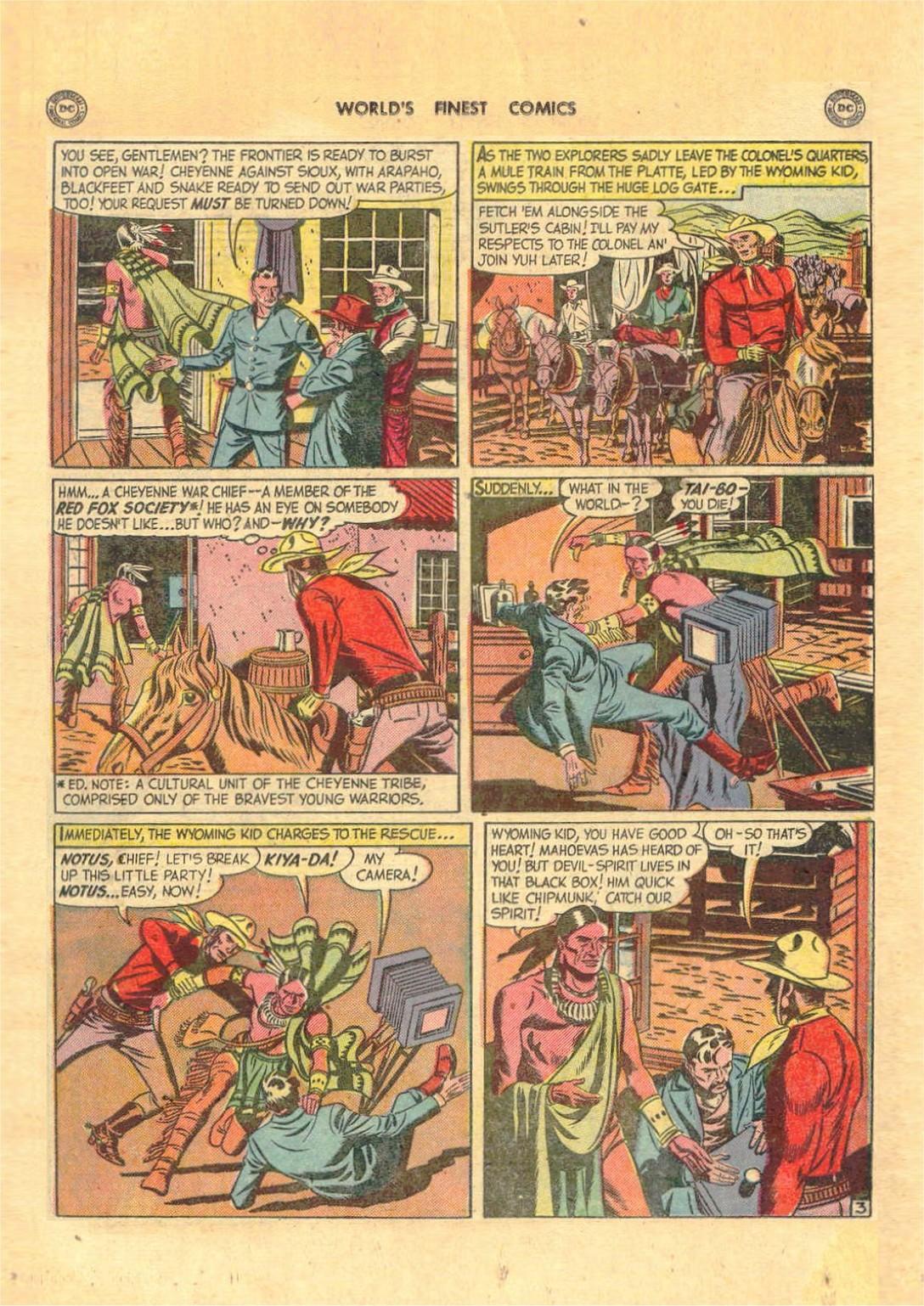 Read online World's Finest Comics comic -  Issue #52 - 17