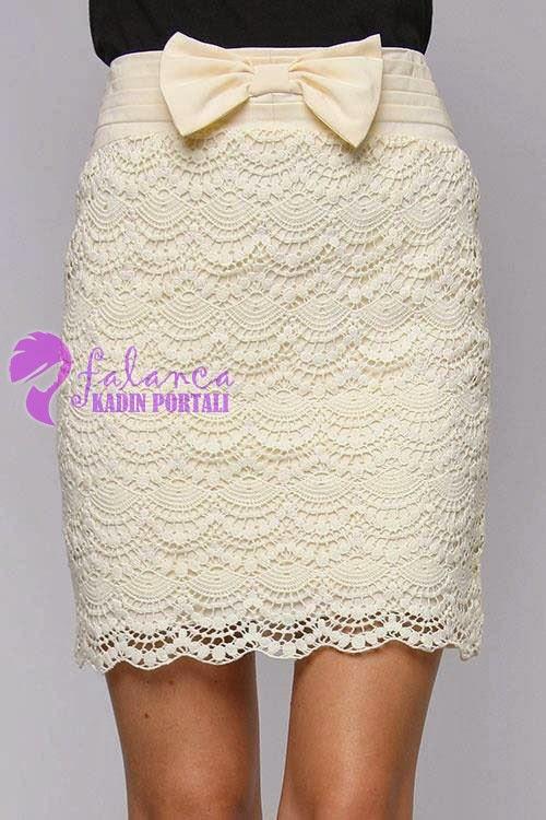 Lace Skirt Pattern 104