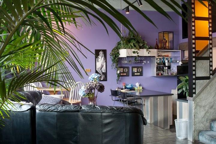 Pajama Studio lounge