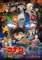 Thám tử Conan Movie 20: Cơn Ác Mộng Đen Tối - Detective Conan Movie 20: The Darkest Nightmare