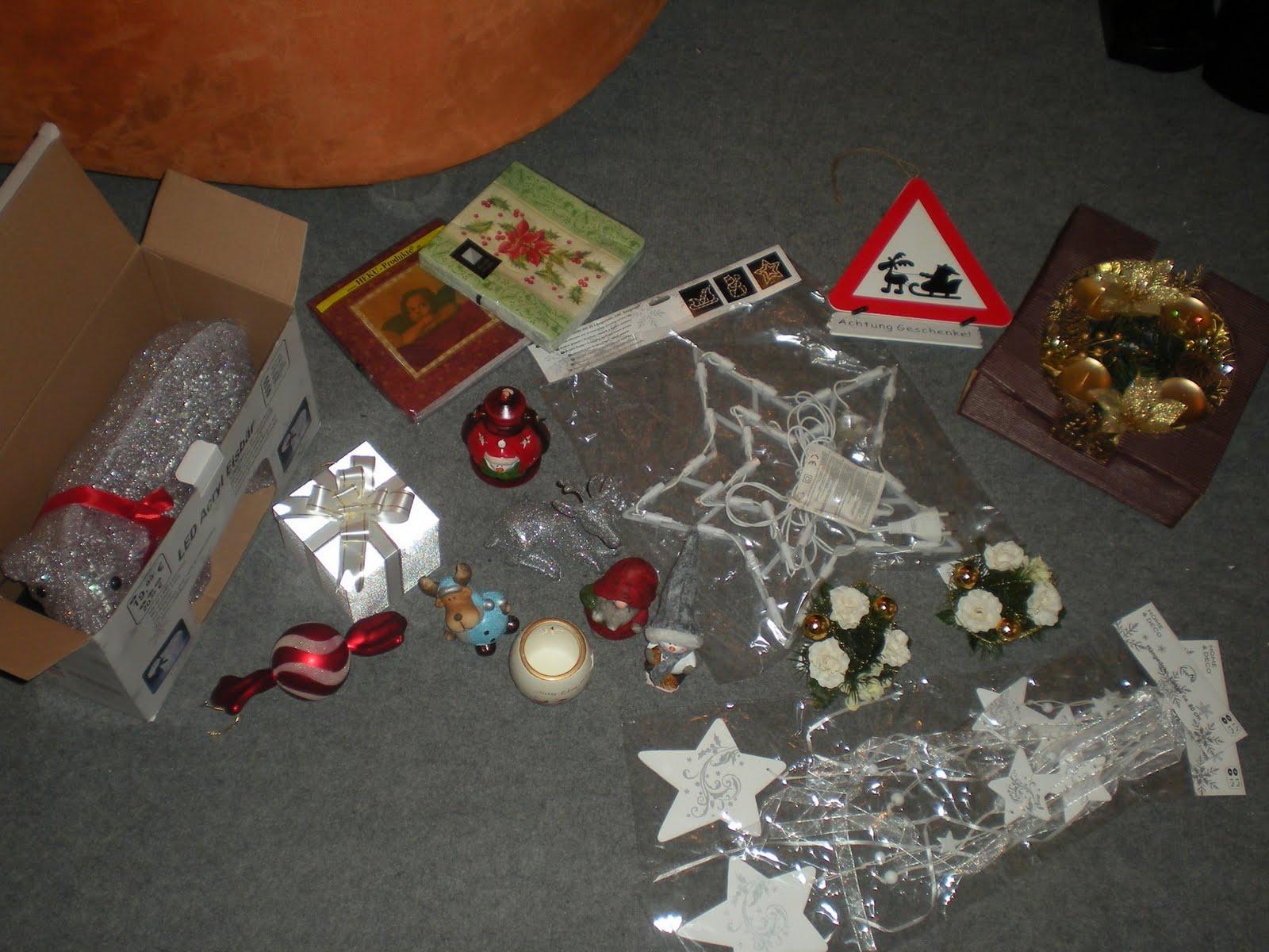 Weihnachtsdeko Kik.Fields Of Paperflowers Haul Weihnachtsdeko Und Der Geilste