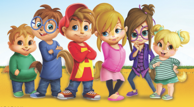 Chipmunk And Chipettes Brittany