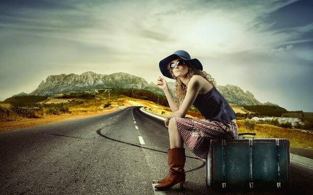 wakacje autostopem
