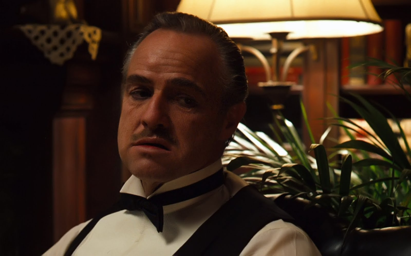 claudioneisantalucia: Don Vito Corleone