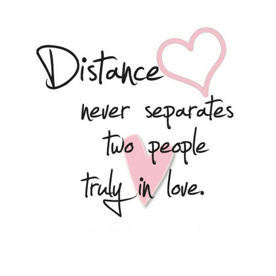 Sad I Miss You Quotes For Friends: Distance Never Separates Two People