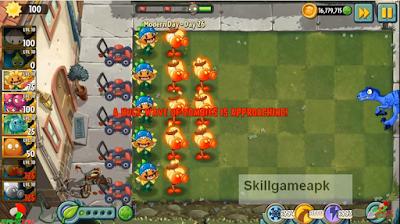 Plants vs. Zombies 2 MOD