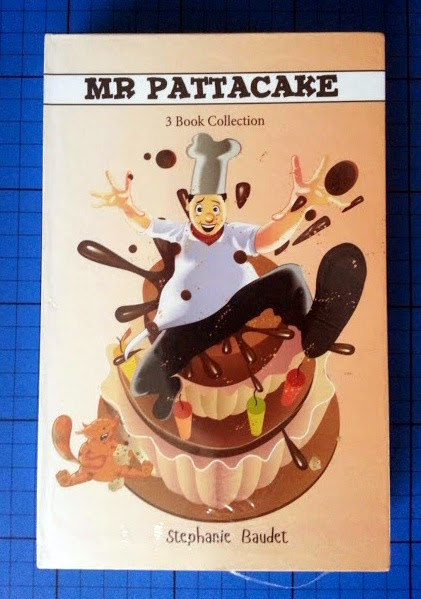 Children's Book collection Mr Pattacake Review.