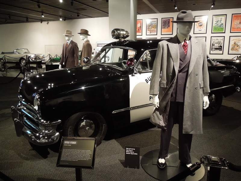 Gangster Squad costume car