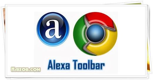 Cara memasang Alexa Rank toolbar pada browser Google Chrome