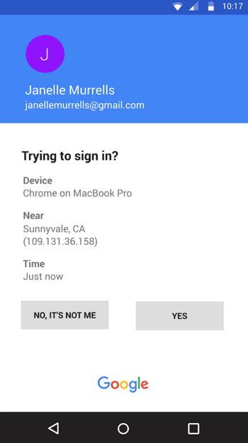 Google quiere que no usen más la verificación de dos factores vía SMS