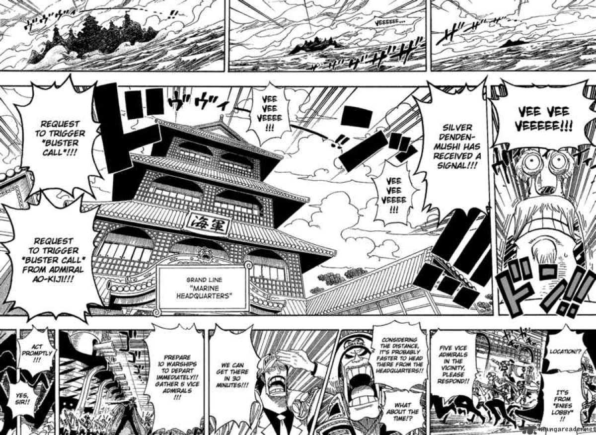 One Piece Ch 409
