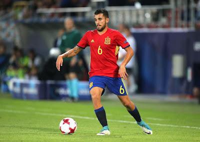 Barca & Madrid Bidik Dani Ceballos