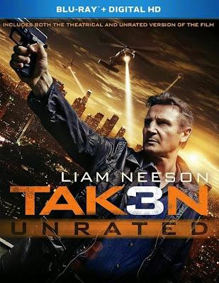 Taken 3 2014 EXTENDED 720p BluRay 900mb AC3 5.1