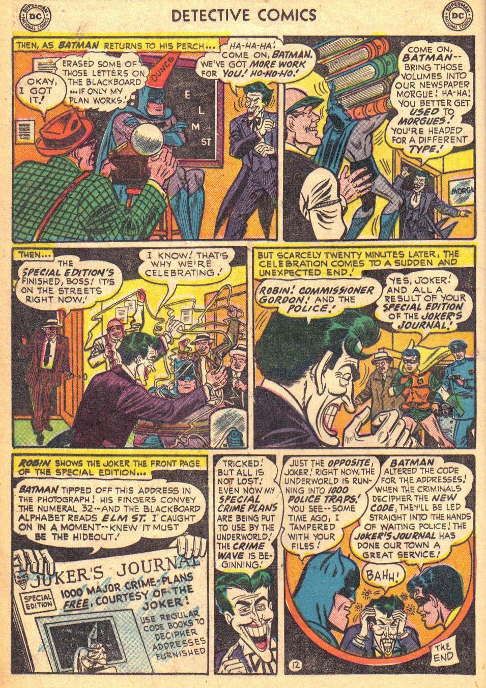 Detective Comics (1937) 193 Page 13