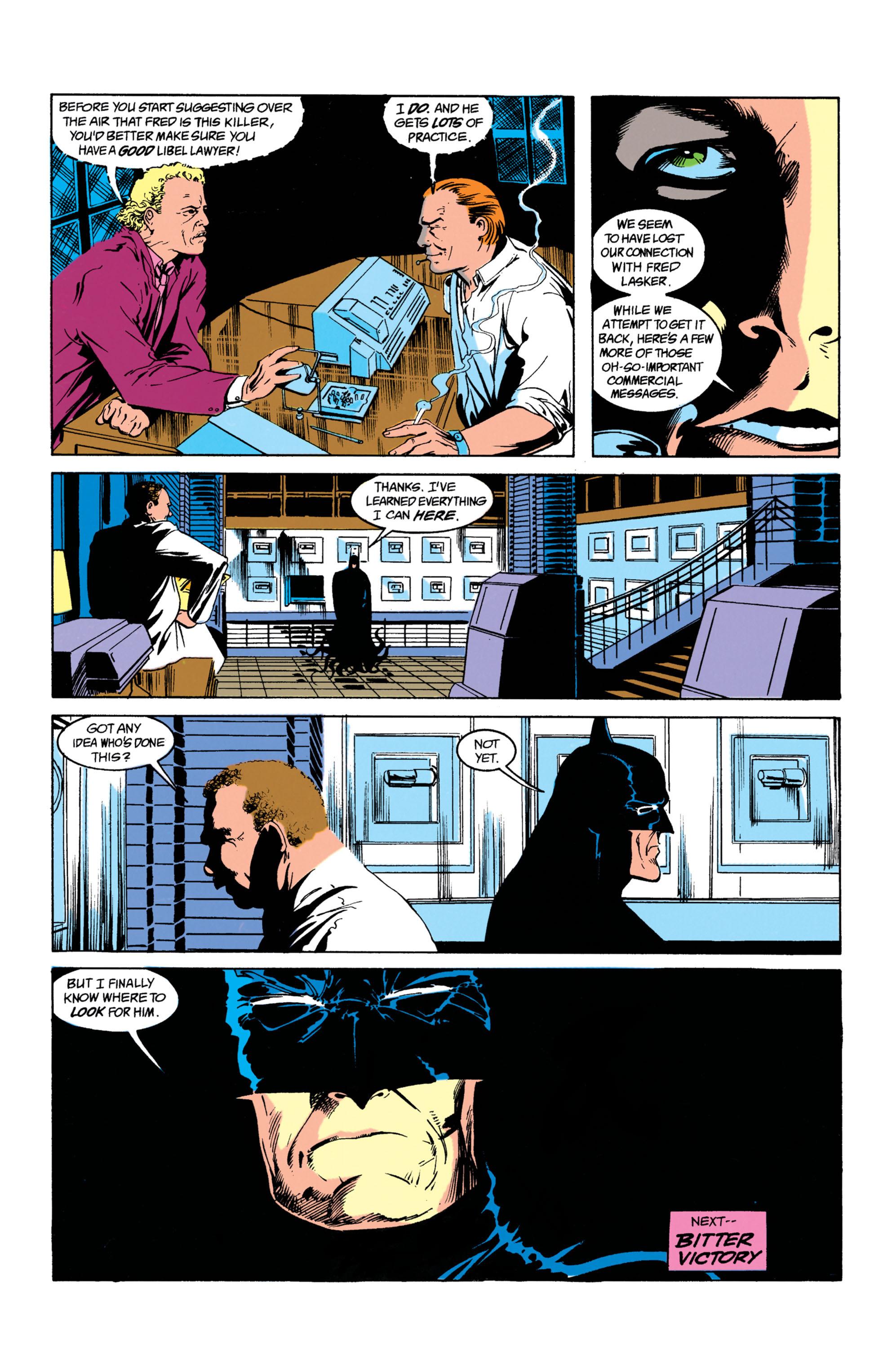 Detective Comics (1937) 623 Page 22