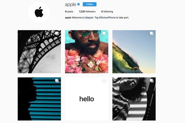Por que levou tanto tempo para a Apple entrar no Instagram?