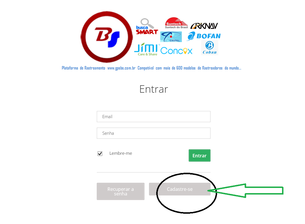 BUSCA SMART: Manual traduzido em Português para o tk303G