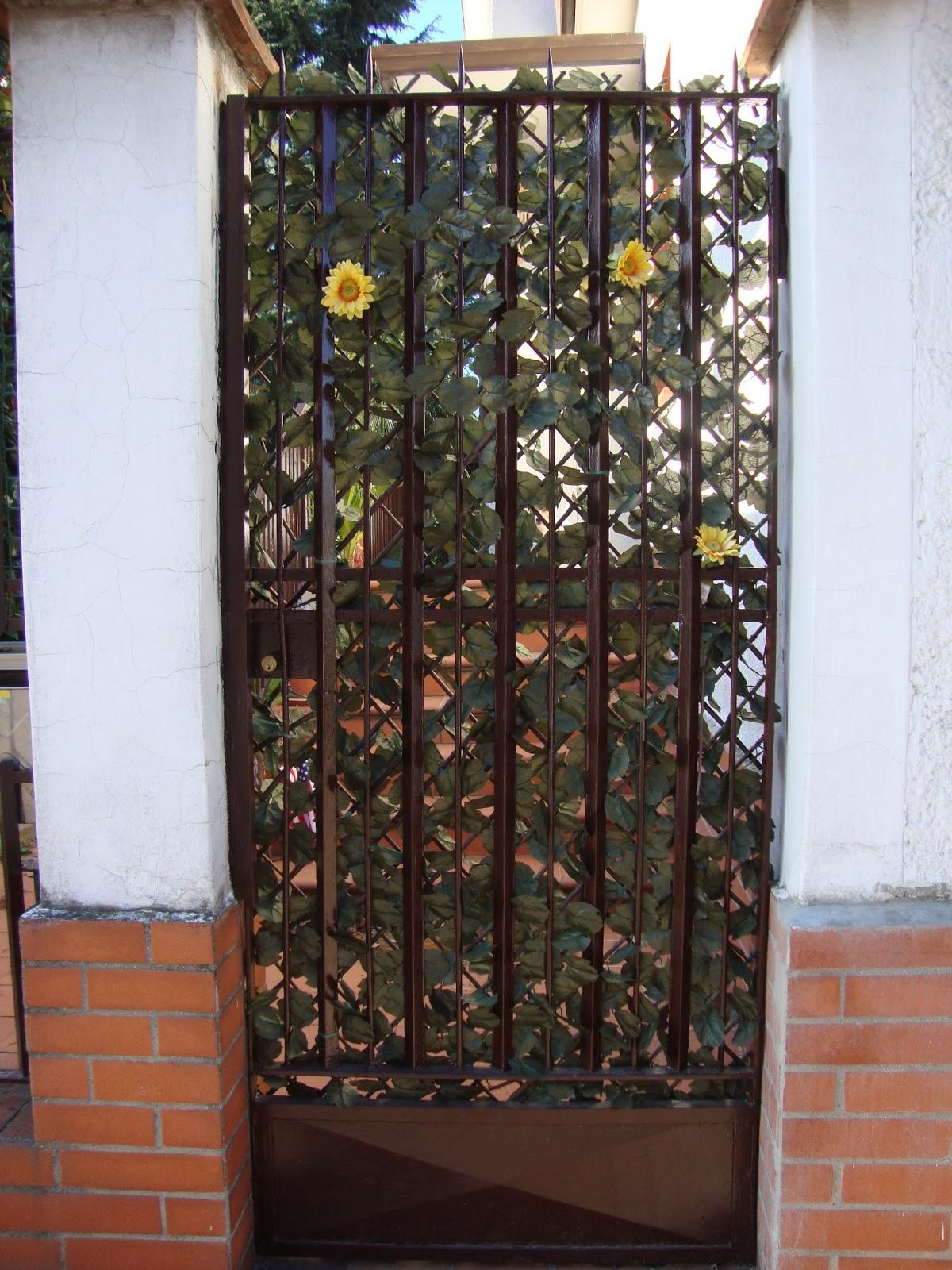 Un piccolo giardino in citt sempreverde sempreorribile - Fiori da esterno ...