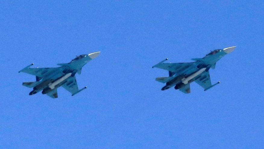 Bombarderos rusos se acercaron a costas de Alaska, EU los intercepta
