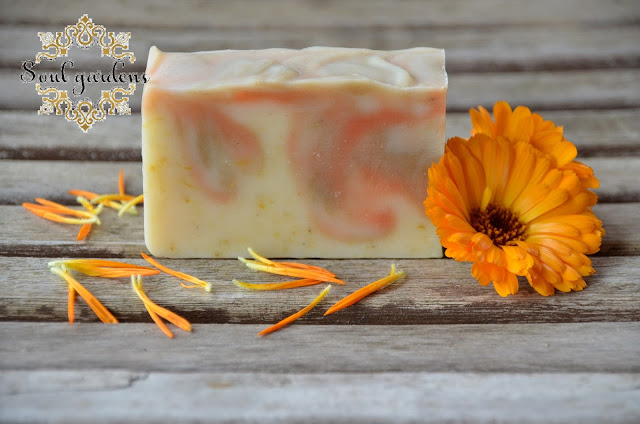 Vegan soap by SoulGardensStudio