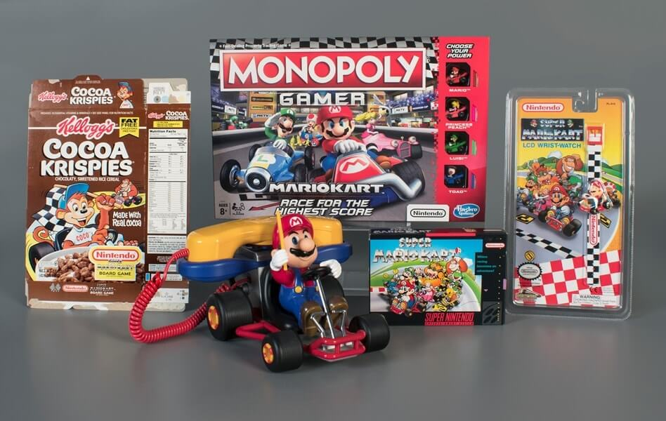 World Video Game Hall of Fame - Super Mario Kart
