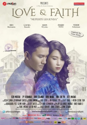 Poster Film Love and Faith