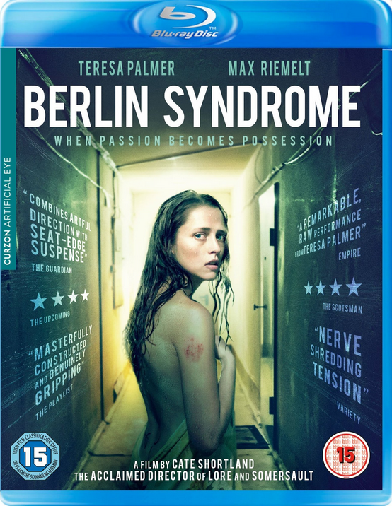 Art House , Drama, Mystery , International , Suspense , Movie , HD , 720p , 2017 , Berlin Syndrome