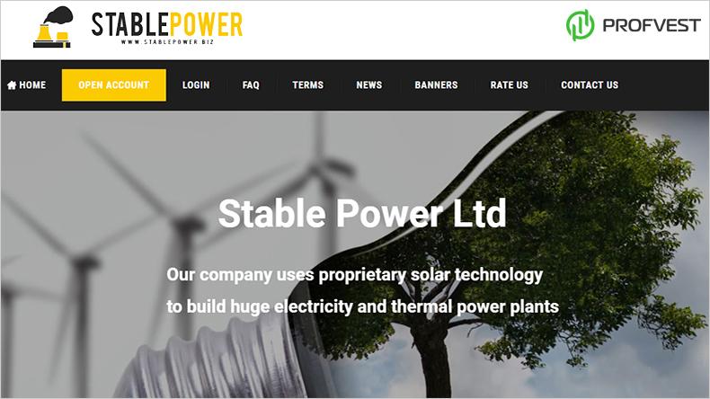 Stablepower обзор и отзывы вклад 200$