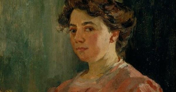 La pintora modernista Llusa Vidal 18761918