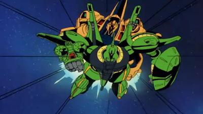 MS ZETA Gundam Episode 45 Subtitle Indonesia