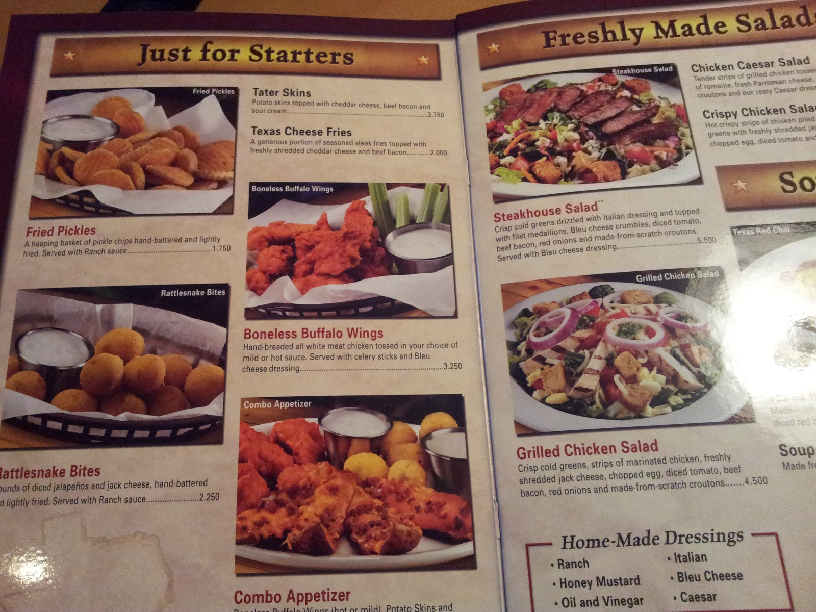 photograph relating to Texas Roadhouse Printable Menu titled Texas roadhouse dubai menu - 1500 thread rely sheets king