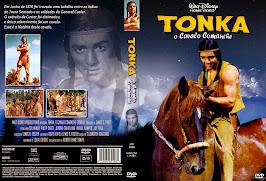 Tonka en la última batalla del general Custer (1958) - Carátula 1